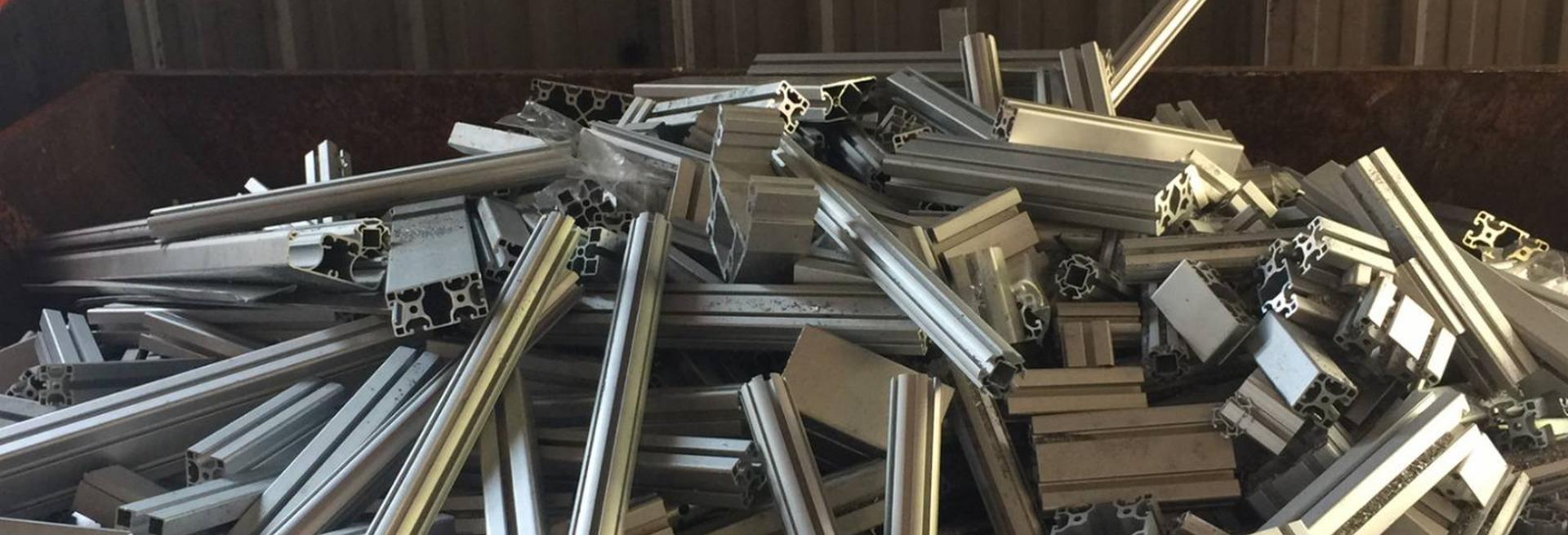 Récupération et recyclage tous métaux